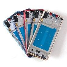 M & Sen – cadre avant/central avec touches latérales, 6.3 pouces, pour Huawei Nova 3, Original