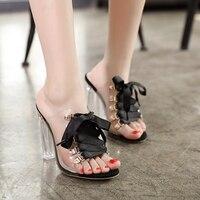 Zapatos Mujer Plataforma Women High Heels Stripper Shoes Sexy Cross Open Toe Heels Fashion Platform Sandals Ladies Shoes UK 87