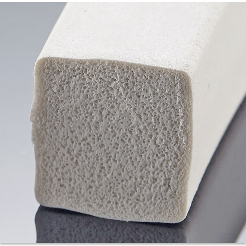 3 Meters Silicone Foam Tape Sponge Bar Seal Strip Square 3mm - 20mmX20 Mm Sealing 3mm
