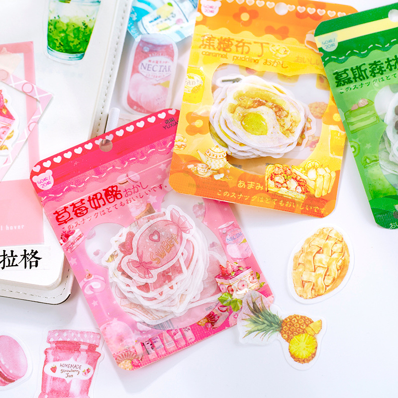 20sets Kawaii Stationery Stickers Candy DIY Craft Scrapbooking Album Junk Journal Happy Planner Diary Stickers