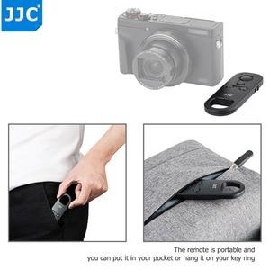 Image 3 - JJC BR E1 Wireless Remote Control Controller for Canon EOS M50 Mark II 6D Mark II R5 R6 R RP 90D 77D 850D 800D 200D II M200 M50
