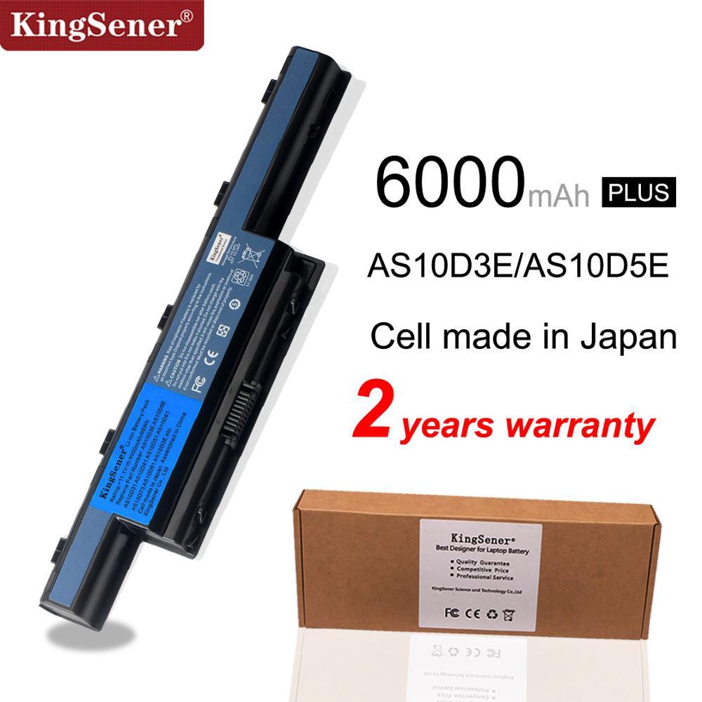 KingSener New AS10D3E Laptop Battery For Acer AS10D31 AS10D41 AS10D51 AS10D61 AS10D71 AS10D73 AS10D75 AS10D5E AS10D81 4741G 5741