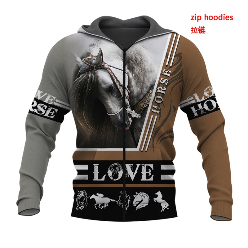 horse-art-3d-all-over-printed-clothesa-ta0797-zipped-hoodie