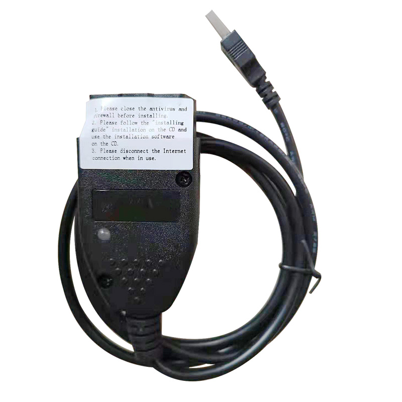 Electrical Testers General OBDII 16 Pin Diagnostic Cable 1St ATMEGA162+16V8+FT232RQ SKU:1St-Multi-189