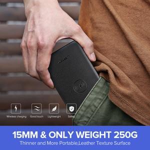 Image 5 - Ugreen banco de potencia 10000mAh portátil cargador rápido carga rápida 4,0 3,0 QC3.0 de carga inalámbrico Qi para iPhone 11 Xs 8 PD Poverbank
