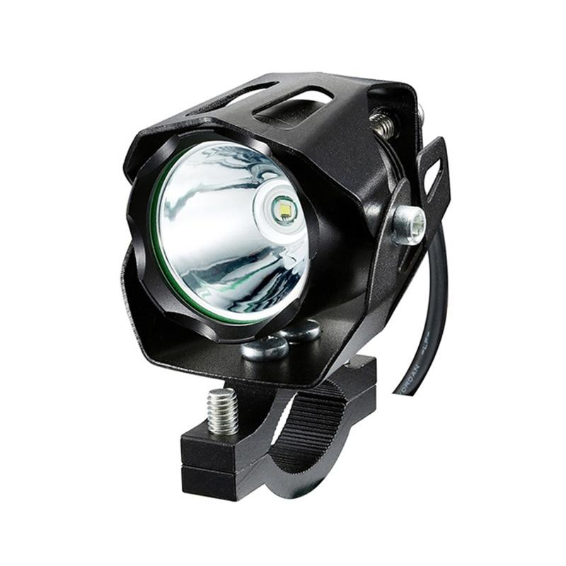 T6 Led Motorcycle Driving Fog Headlight Bicycle Front Head Light Bike Handlebar Flashlight head light lamp|Bicycle Light| |  - title=