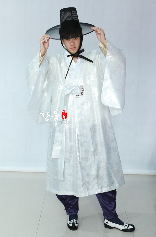 Korea Imported Hanbok Jacket / Men's Traditional Hanbok Jacket / High-end Jacket
