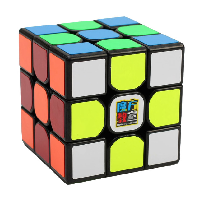 Original Moyu MF3RS 3x3x3 5.7cm Magic Cube Puzzle 3x3 Cubing Speed  toy Professional cubo magico Educational Toys for children 1