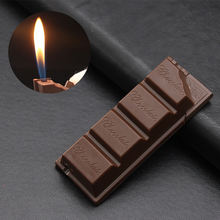 Необычная Зажигалка для сигарет lndividual креативная шоколадная