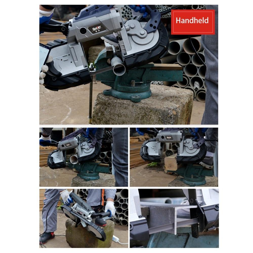 H706008785db748f8aeb885e7347c7d37d - LIVTER mini portable handhold horizontal band saw machine for cutting metal wood plastic