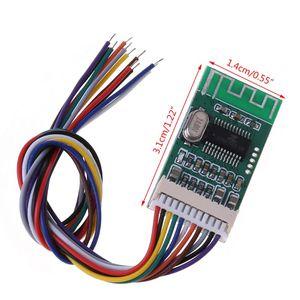 KCX BT002 Bluetooth 4,2 модуль аудио приемника Беспроводная печатная плата стерео Y1AE