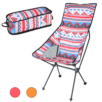 HooRu Backrest Chair Beach Hiking Fishing Folding Chair Outdoor Portable Lightweight Backpacking Camping Chairs with Carry Bag lounge beach chair fishing backrest lightweight folding chair outdoor portable camping deck chairs for hiking