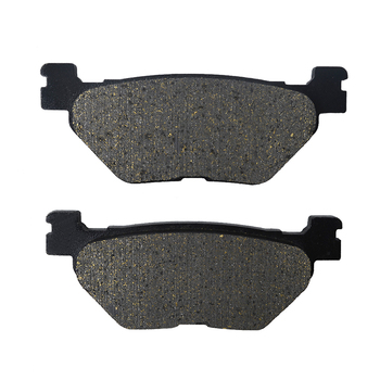Motorcycle Rear Brake Pads for YAMAHA TDM900 Non ABS 2002-2013 TDM 900 ABS 2005-2013 XVS 950 XVS950 V-Star 950 2009-2014 image