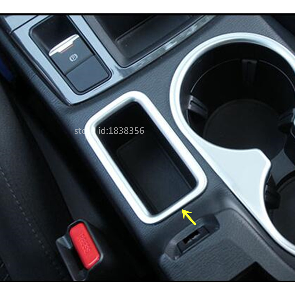 ABS Matte 1pcs Head Light Lamp Switch Button Cover Trim For Mazda CX-9 2016-2018