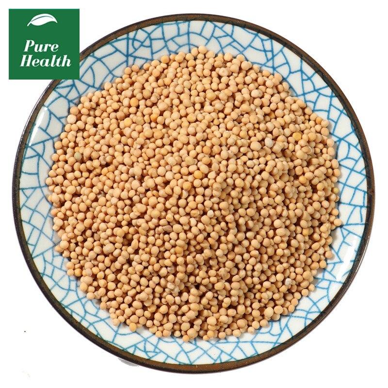 White Mustard Seed (Bai Jie Zi)Semen Sinapis Albae