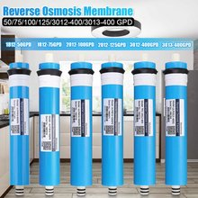 Home Kitchen Reverse Osmosis RO Membrane Replacement Water System Filter Purifier Water Drinking Treatment 50/75/100/125GPD