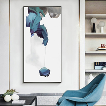 100% Hand Painted Abstract Cloth Art Oil Painting On Canvas Wall Art Frameless Picture Decoration For Live Room Home Decor Gift