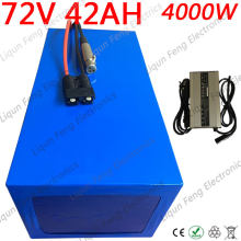 72V 40AH Ebike Battery pack 72V 4000W 3000W 2000W Electric Scooter Battery 72V 20AH 25AH 30AH 35AH 40AH Lithium Battery Pack(China)