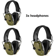 Tactical Electronic Shooting Earmuff Outdoor Hunting Anti-noise Headset Sound Amplification Hearing Protective Headset
