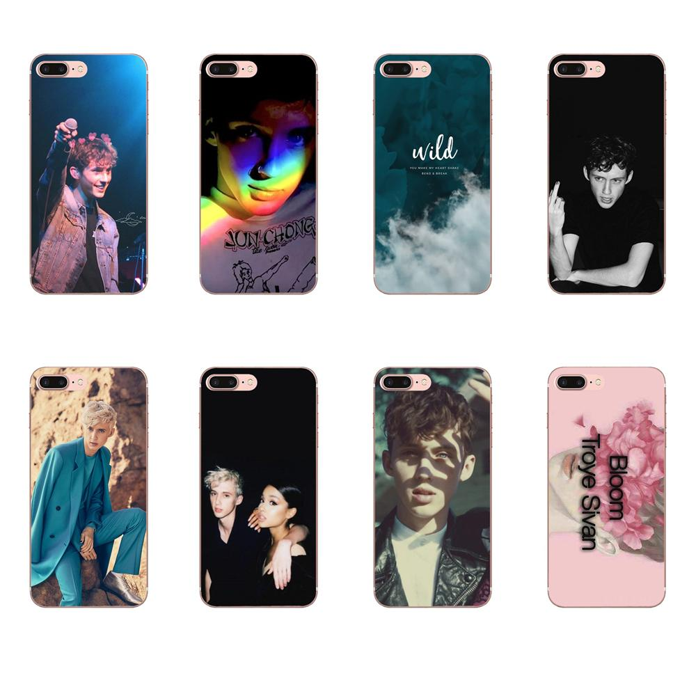 Troye Sivan New Album For Xiaomi Redmi Note 2 3 3S 4 4A 4X 5 5A 6 6A Pro Plus TPU Case Accessories image