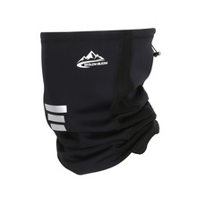 Face-Mask Scarf Headwear Bike-Headbands Neck-Warmer Cycling Winter Sport Breathable Outdoor