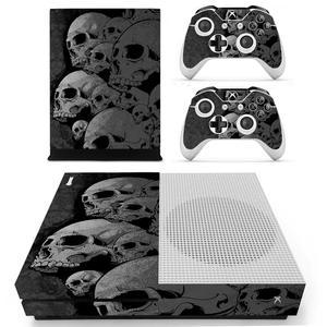 Image 5 - جديد مخصص تصميم الجلد ملصق مائي ل جهاز مايكروسوفت إكس بوكس وان S وحدة التحكم و 2 وحدات تحكم ل Xbox واحد سليم الجلد ملصق الفينيل