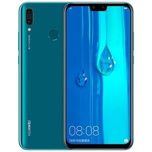 Image 3 - Ban Đầu Huawei Y9 2019 Thưởng Thức 9 Plus 4GB 128GB Smartphone 6.5 Inch 2340X1080 Kirin 710 Octa core Android 8.1 4000 MAh 4 * Camera