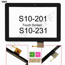 Сенсорный экран для huawei mediapad 10 link s10 201u 201wa 201