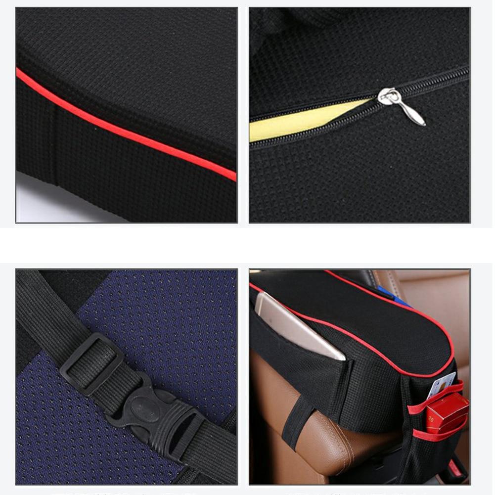 repose-bras boîte coussin de siège Auto accessoires