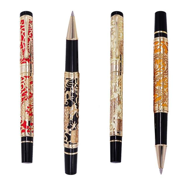 Luxury Vintage High Quality Dragon Ballpoint Pen21