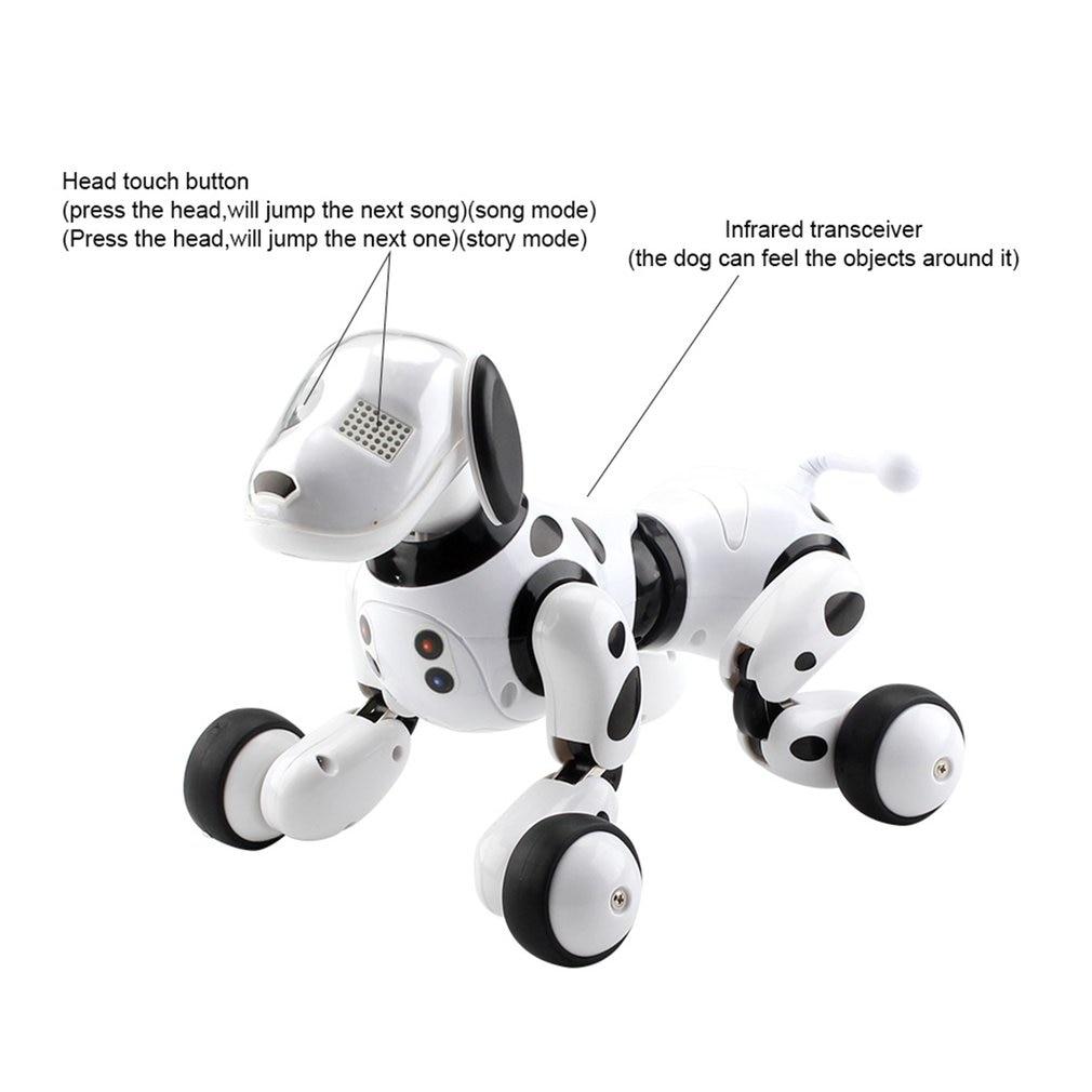 Animais e robôs por radiocontrole