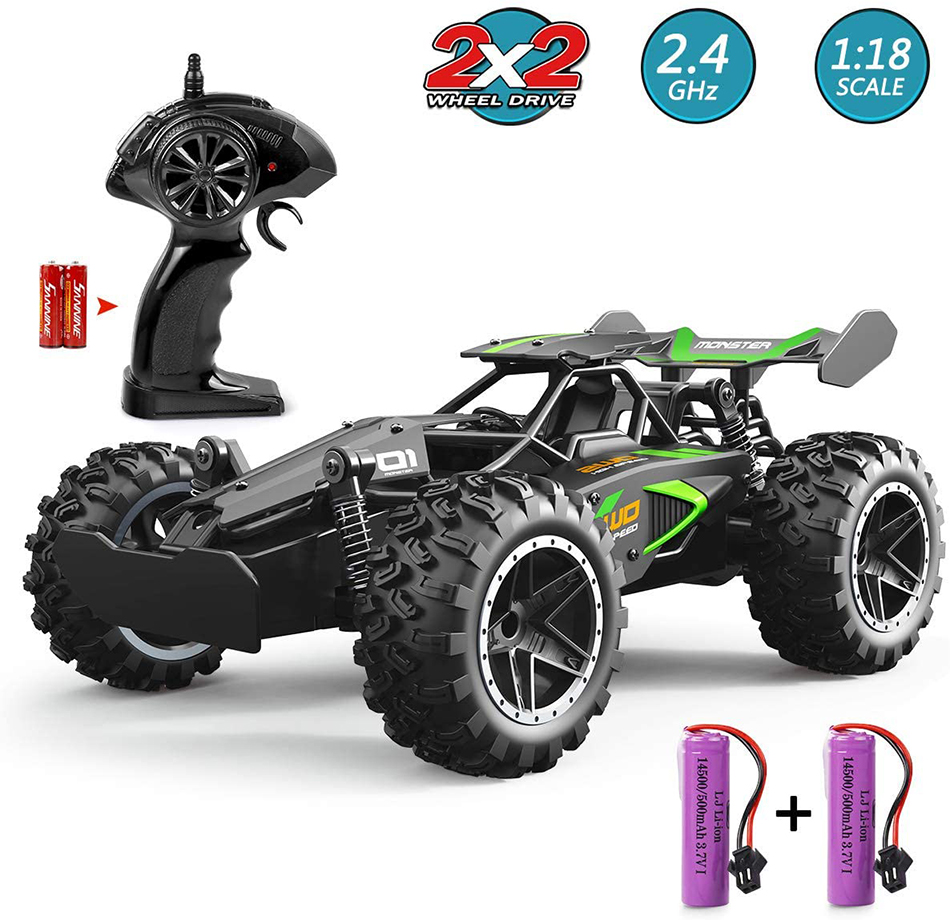 Outerman-RC-Car-118-Scale-2.4Ghz-Remote-Control-RC-Truck-High-Speed-Racing-Car-Electric-Toy-Car-RC-Auto-Cars-for-Adults-&-Kids-13