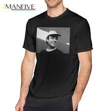 Pharrell Williams T Shirt N.E.R.D. - Lemon T-Shirt Men Letter Print Cotton Tee Shirt Funny Printed T Shirts Plus Size 5XL 5XL недорого