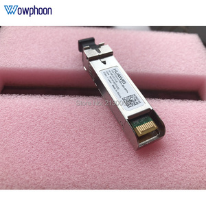 Image 3 - Huawei 10G 1310NM 10KM SM SFP + одномодовый дуплексный волоконный SFP + модуль