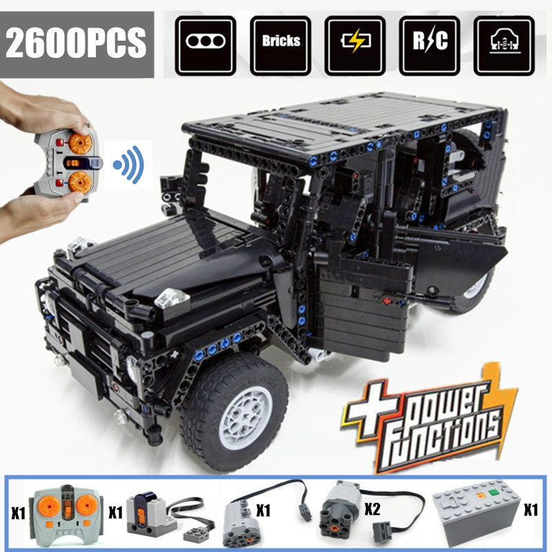 Off Road Wagon >> G Glass G500 Awd Wagon Suv Rc Off Road Vehicle Fit Technic