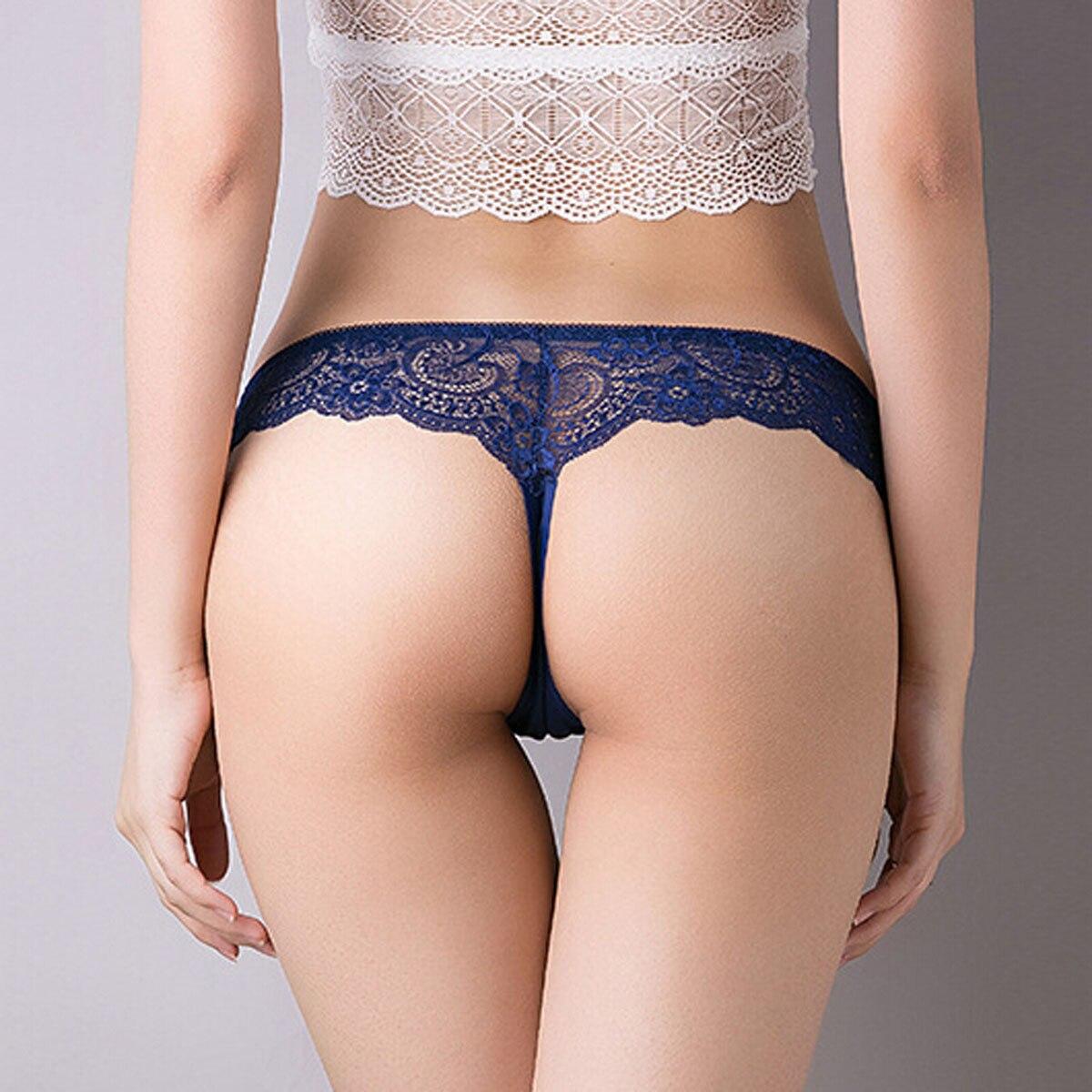 Meihuida Women wife lace leaves Women's Sexy lingerie Thongs G-string Underwear Panties Briefs Ladies T-back 1pcs/Lot