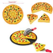 Развивающие Игрушки для маленьких детей, учат пиццу, фаст-фуд, приготовление пищи, игры, ролевые игры для девочек и мальчиков, кухонные игрушки, обучающие игрушки, модель