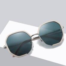 Новинка 2020 солнцезащитные очки iregular rim женские брендовые