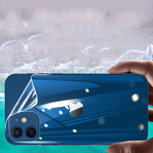 Hydrogel-Film Screen-Protector Not-Glass Full-Cover 6s Mini iPhone 11 6-Plus for 12-pro/Max/Mini