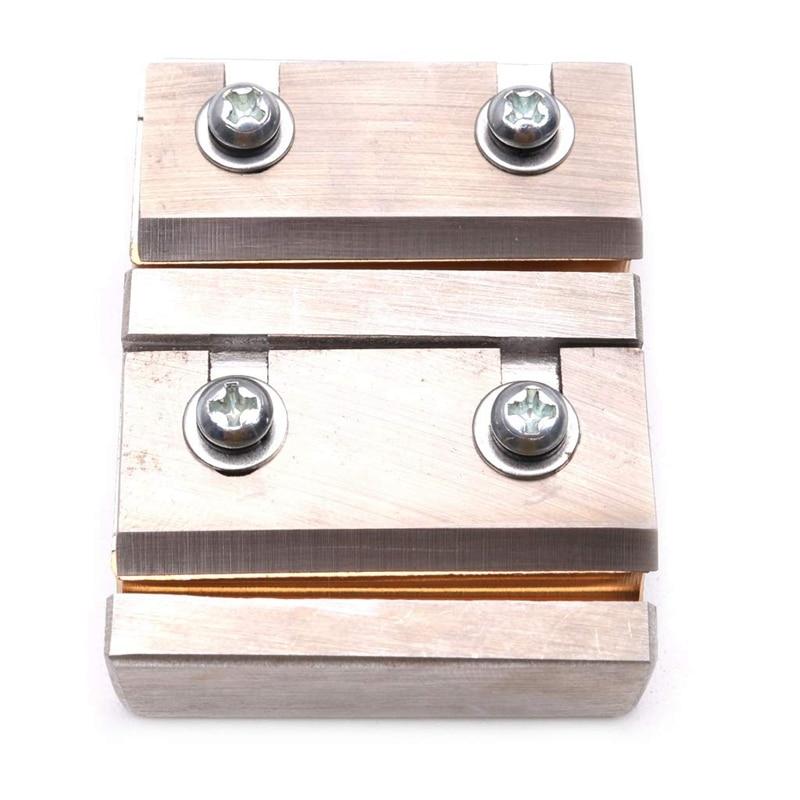 Violin Peg Shaver Aluminum For 3/4 4/4 Violin Pegs Repair Luthier Maker Tools Violin Accessories