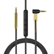 Ofc Vervanging Kabel Verlengsnoer Draad Voor Akg Y500 N60NC N700NC M2 N60 Y50BT N90Q K840KL K490NC K545 Y45BT K845BT hoofdtelefoon