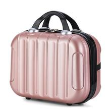 Women Professional Travel Cosmetic Case Beauty Makeup Necessary Waterproof Cosmetic Bag Suitcase For Adults Portable Cosmetic