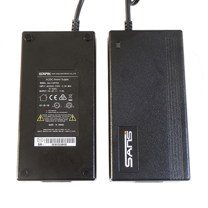 Image 2 - Frete grátis 48 v 2a li ion carregador de bateria usado para 48 v bicicleta elétrica saída de carregamento da bateria 54.6v 2a alta 48v2a carregador