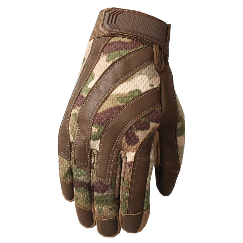Summer And Autumn New Fitness Tactical Gloves Men And Women Breathable Wear Outdoor Climbing Skid Riding Sports Gloves