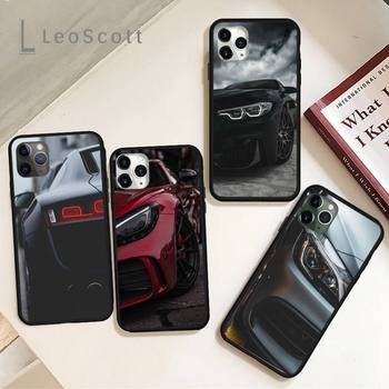 Mantin BMW sports car Phone Case for iPhone 11 12 mini pro XS MAX 8 7 6 6S Plus X 5S SE 2020 XR image