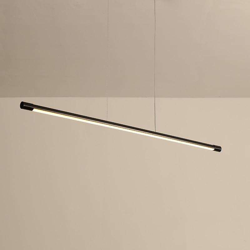 Moderno led pingente luzes para sala de jantar sala estar suspensão luminária cabo pendurado lâmpada pingente de alumínio para cozinha escritório - 5
