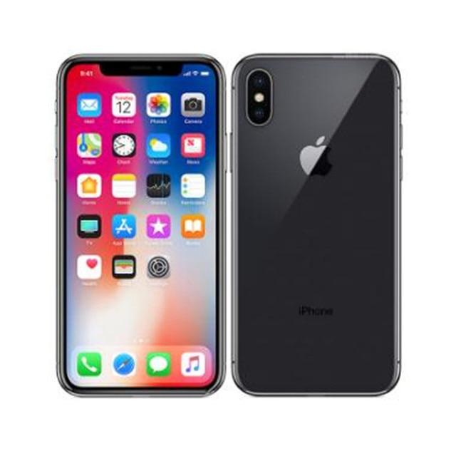 "Original Unlock Apple iPhone X Face ID 64GB/256GB ROM iOS A11 5.8"" 3GB RAM 12MP Hexa Core Dual Camera 4G LTE USED Mobile Phone 4"