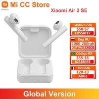 Xiaomi-auriculares inalámbricos Air 2 SE versión Global, cascos básicos compatibles con Bluetooth, TWS, cancelación de ruido, Control táctil