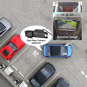 "Image 5 - Autotop 7 ""2din Android 9.0 Auto Gps Navigatie Voor Antara Zafira Corsa Vivaro Meriva Radio Autoradio Rds Wifi Mirrorlink bt Geen Dvd"