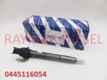 Genuine Brand New Diesel Common Rail Fuel Injector 0445116054, 23670-0W020